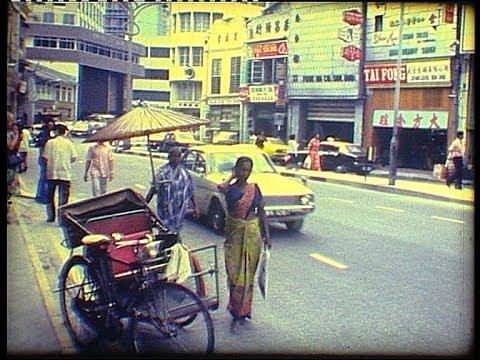 Visiting Kuala Lumpur in 1979 (4)