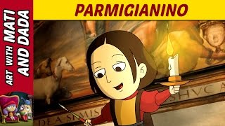 Art with Mati and Dada – Parmigianino | Kids Animated Short Stories in English