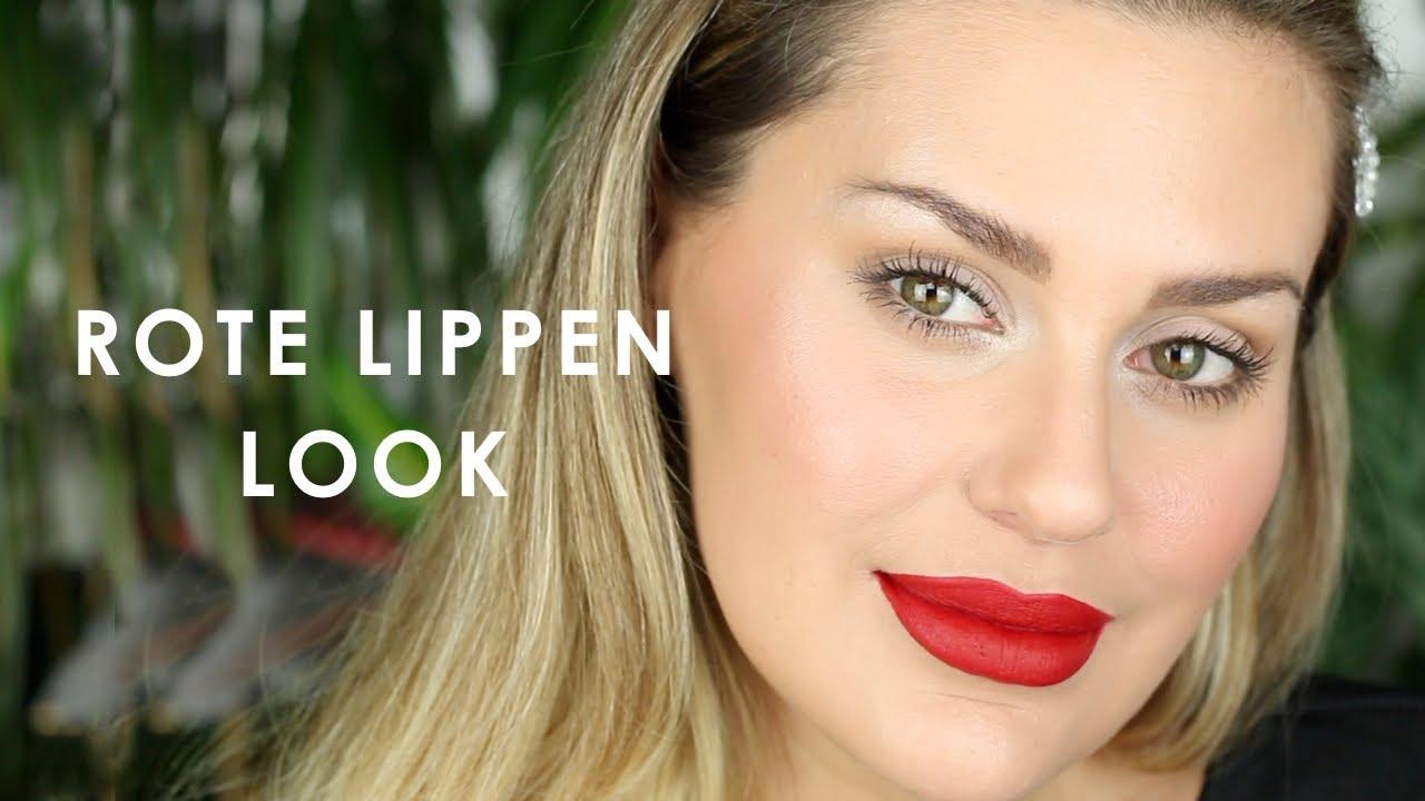 Roter Blowjob Pov Lippenstift Roter Lippenstift