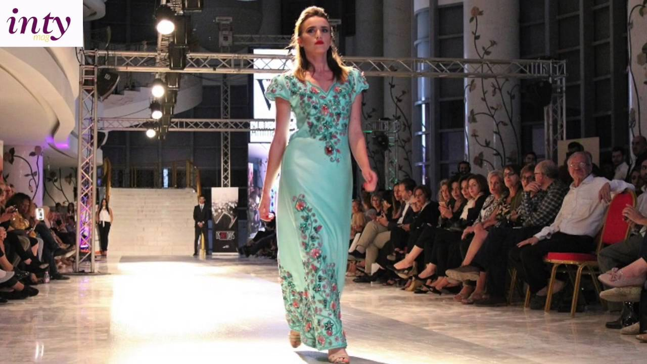 Fashion Week Alger Zineb Ammari