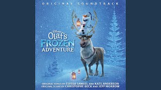 Olaf's Frozen Adventure Score Suite