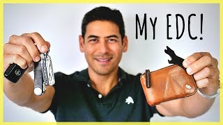 My Everyday Carry (EDC) for Daily Life & Travel   Tools That Keep Me Organized, Safe, & Prepared