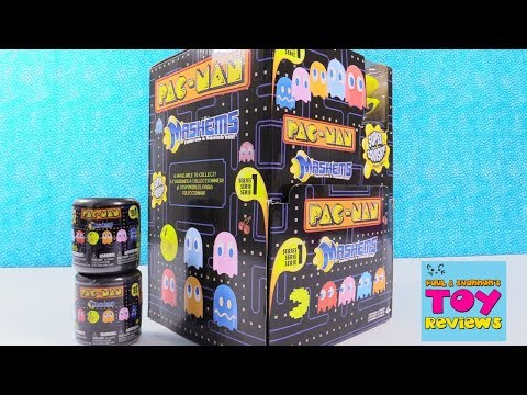 pacman-pac-man-mashems-series-1-squishy-toy-review-|-pstoyreviews