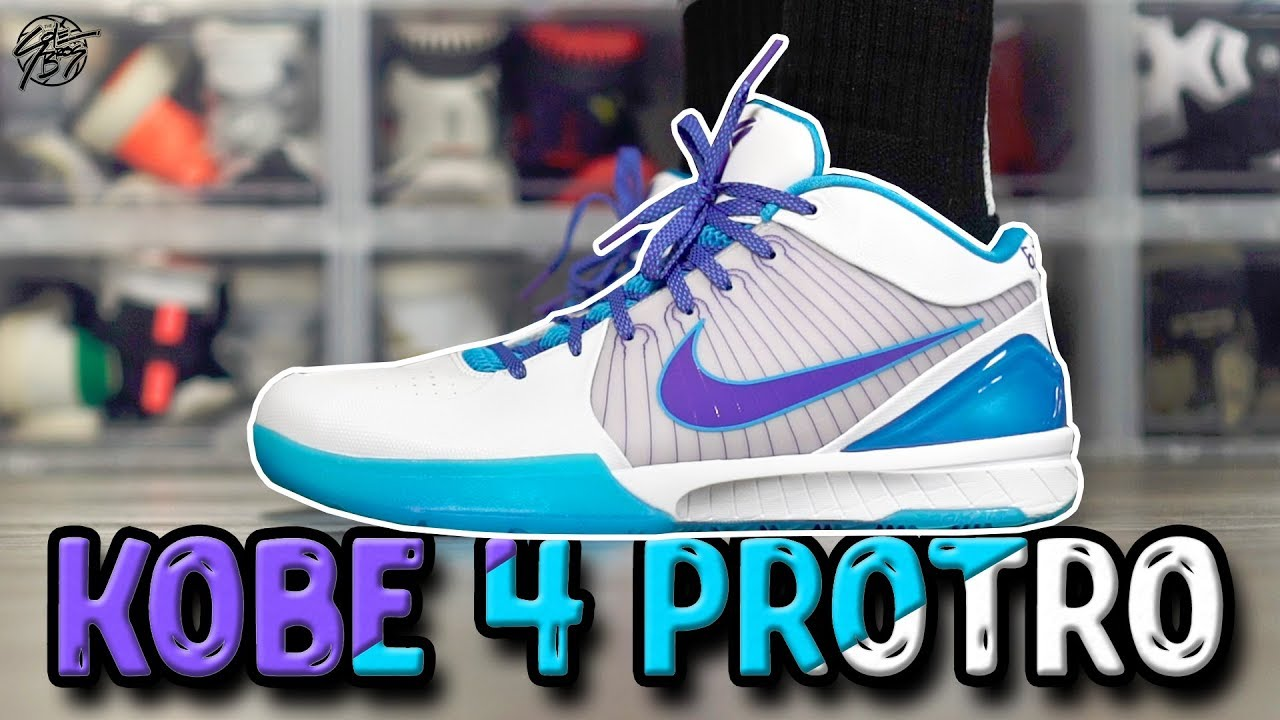 a70fd404daaf Nike Kobe 4 PROTRO First Impressions! The Sole Brothers