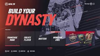 Tougie's NHL 19 ROSTER EDITING SPECTACULAR