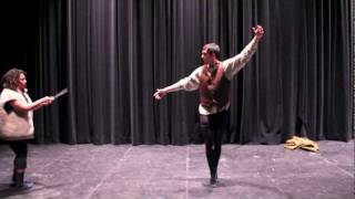 Cannibal! The Musical Ballet Dream Ramon C. Cortines