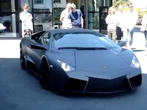The Lamborghini Reventon 2008 Youtube
