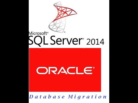 Migrate SQL Server Database to Oracle using SQL Developer