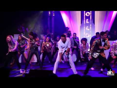 AIM - Live At The Apollo - Bruno Mars - Uptown Funk