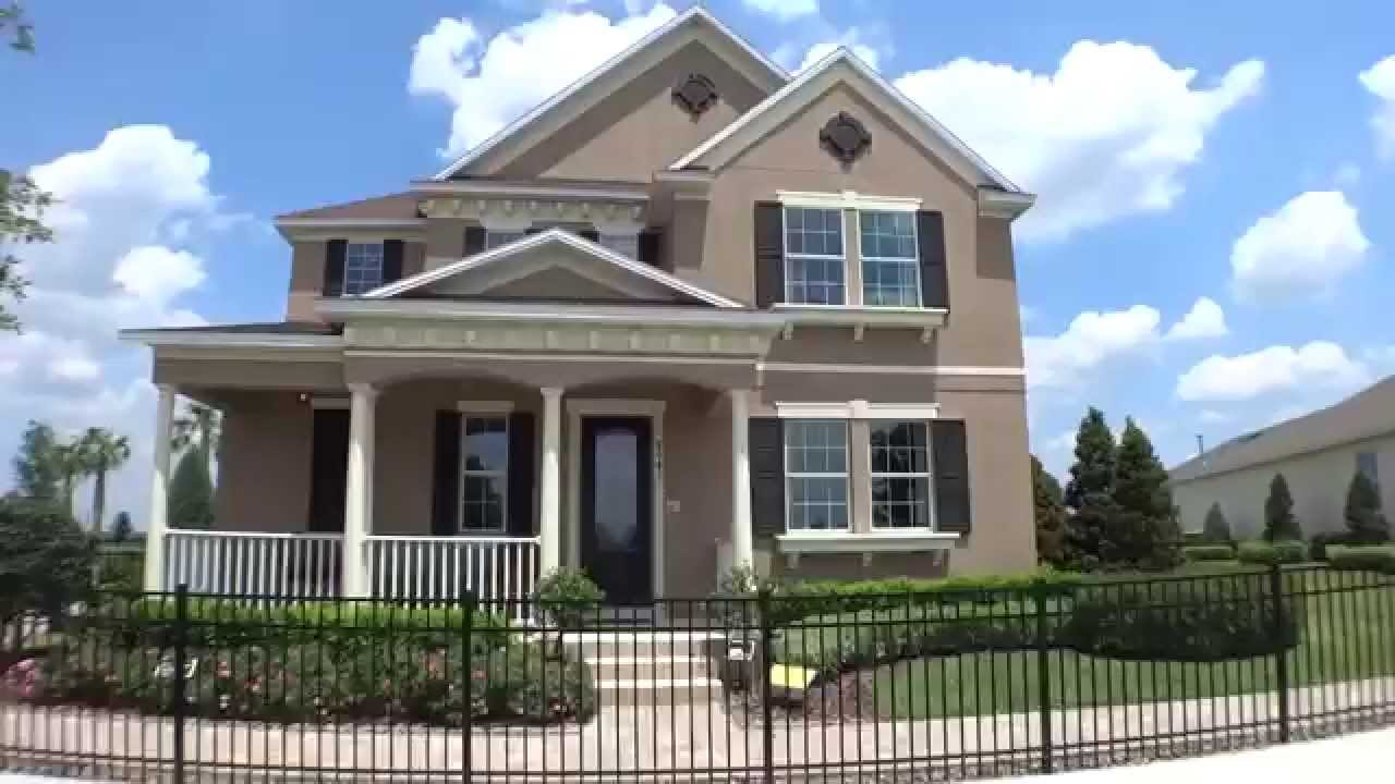 Charming Summerlake New Homes For Sale In Winter Garden, FL   KB Homes In Summerlake    YouTube