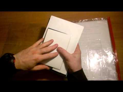 органайзер для документов своими руками