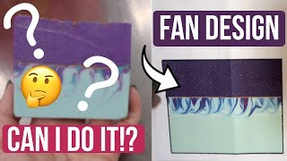 Turning Your Design Into Soap - Northern Lights | Royalty Soaps