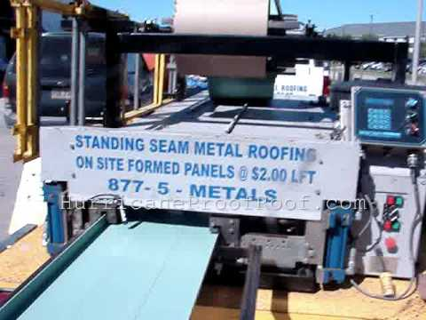 Metal Roofing.. Baton Rouge La.