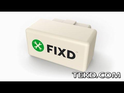 FIXD Monitors Automobile Condition Through OBD
