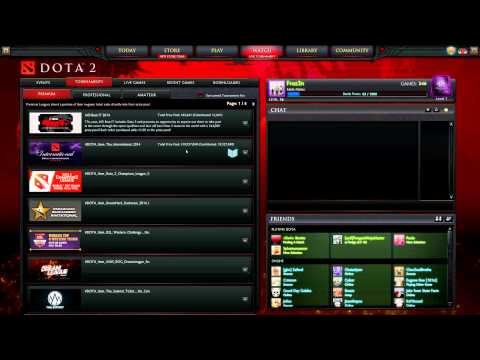 Dota 2 Running in Source Engine 2.0 Alpha - With Tutorial