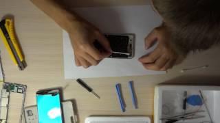 Дисплей для Huawei Honor 4C (Распаковка и замена)