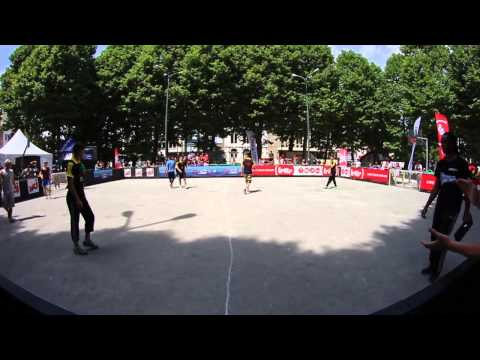 European street soccer 4vs4 Championship 2014: Belgium – Mixed team Europe