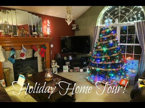 2GAYDADS - VLOGMAS DAY 23 - HOLIDAY HOME TOUR!