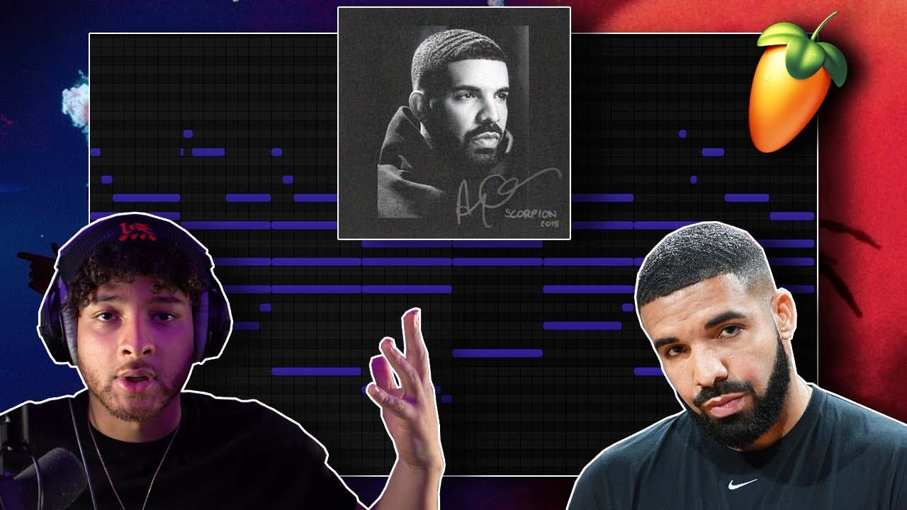 How To Make CRAZY Soulful Beats For Drake!