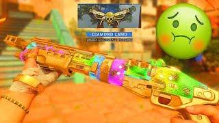 this weapon is... DISGUSTING!! BO4 Road to Dark Matter - (Diamond Shotguns)