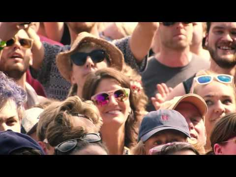 Nathaniel Rateliff and the Night Sweats - S.O.B. (Live at Rock the Garden 2016)