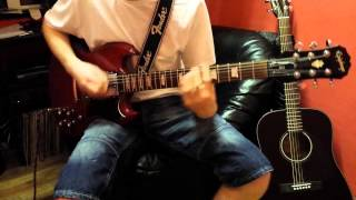 Sk8er Boi - Avril Lavigne (Guitar Cover + Solo)