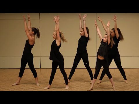 "Contemporary Dance Routine: ""Sail"" By AWOLNATION Instrumental"