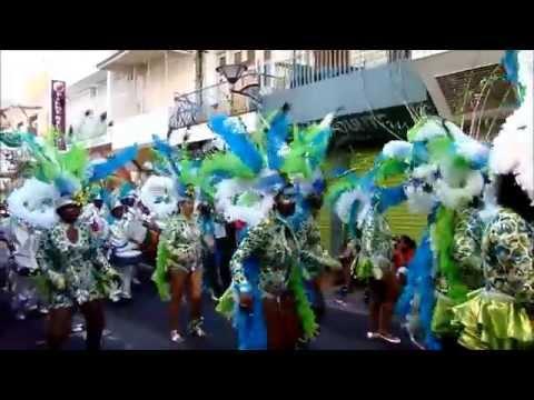 Il Carnevale nei Caraibi (Guadalupe)