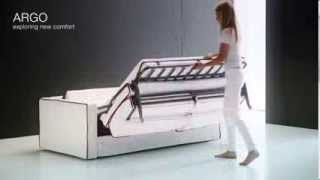 Argo Sofabed - Design And Comfort By Alberta