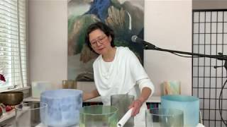Sound Meditation by Bernadette Yao (Commissioned video)