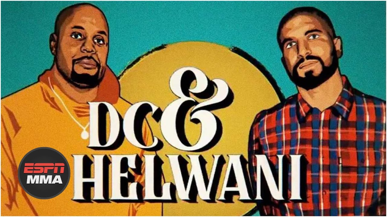 Daniel Cormier & Ariel Helwani go down memory lane on final episode | DC & Helwani