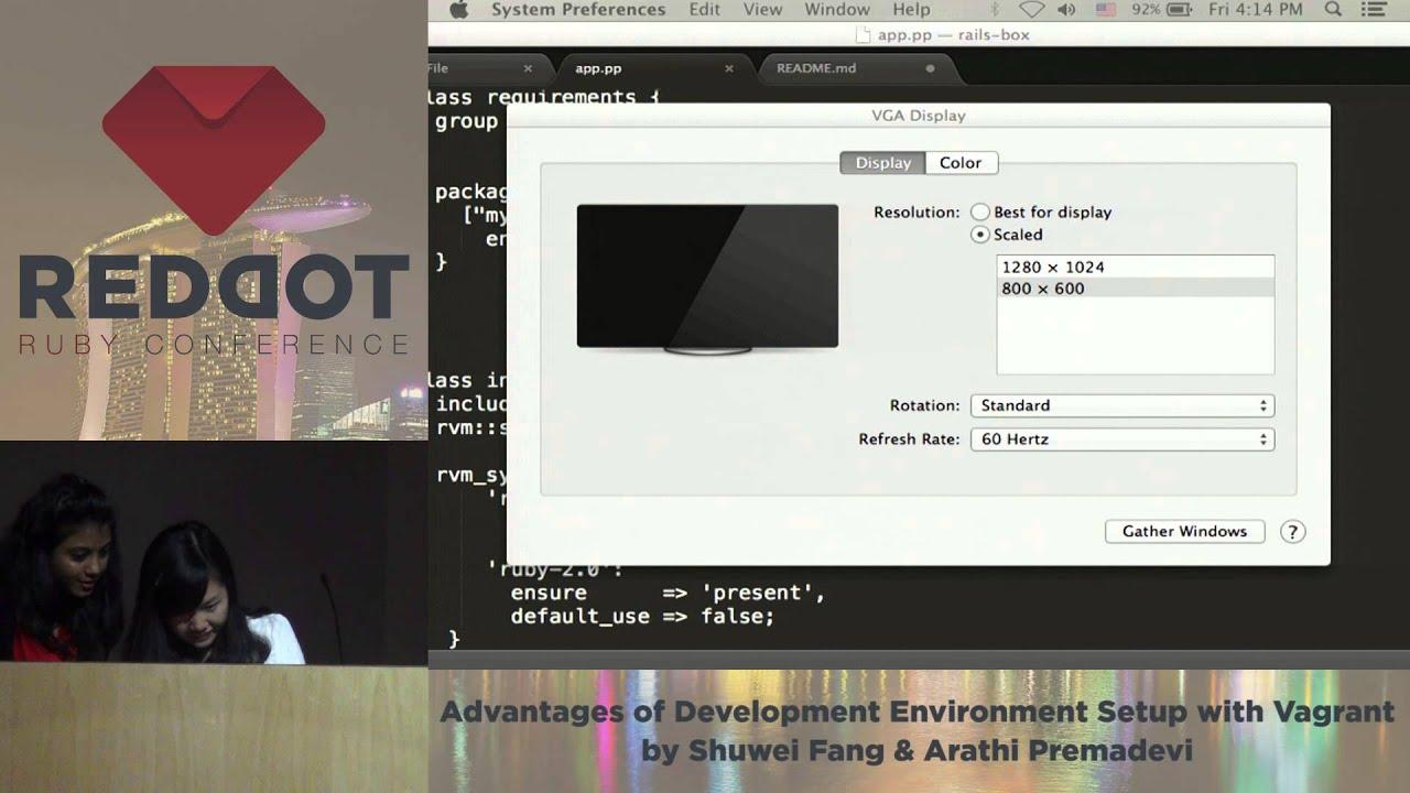 advantages of development