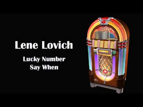 Lene Lovich || Lucky Number & Say When mp3