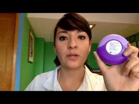 How To Use Your Diskus Inhaler Advair Serevent And Flovent Youtube