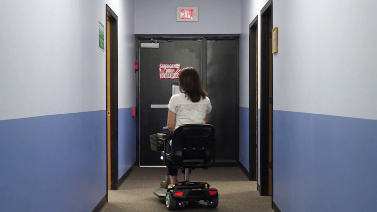 Our Go-Go Travel Scooter Wheelchairs | Pride Mobility®
