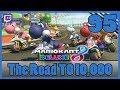 MARIO KART 8 DELUXE   The Road to 10,000 [Episode 95]