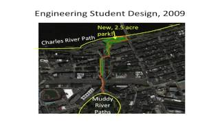 Creating successful bicycle transportation networks in Boston: Dr. Peter Furth at TEDxNortheasternU