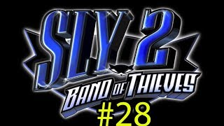Sly 2 Band of Thieves Part 17