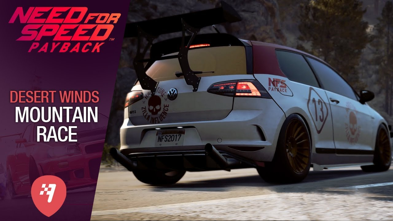 need for speed payback 18 desert winds race. Black Bedroom Furniture Sets. Home Design Ideas