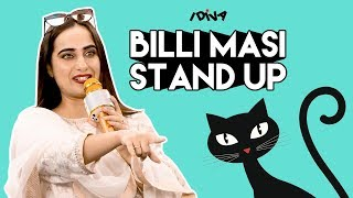 iDIVA - South Delhi Aunty Billi Maasi Does Stand Up Comedy