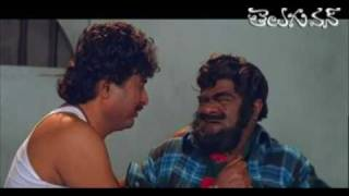 Comedy Scene Between - Babu Mohan - Sudhakar