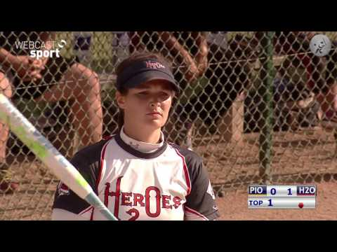 British Slowpitch Softball Final 2016