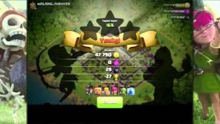 Clash Of Clans Oynuyoruz #66: 6 Milyon İksir = Pekka?!