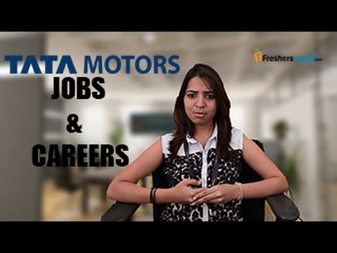 TATA MOTORS – Recruitment Notification 2017, Automobile Jobs, Career, Oppurtunities