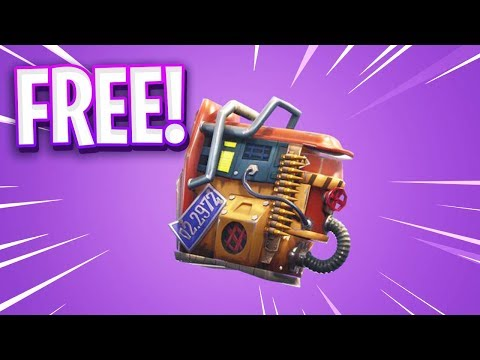 How To Get FREE NEW BACK BLING in Fortnite
