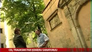 Speciālisti satraukti par Ķemeru sanatorijas kompleksa likteni