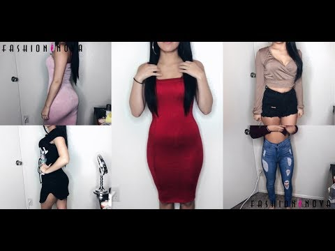 ♡ FASHION NOVA TRY ON HAUL ♡