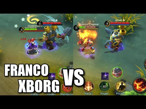 FRANCO VS IMMUNITY OF GUIN AND XBORG
