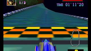 F-ZERO X - Dream Chaser - User video