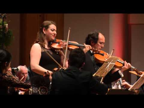Music Chapel - Gala Concert 2016 - M. BRUCH, Concerto for clarinet (violin) & viola, op. 88